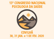 13th National Congress of Health Psychology