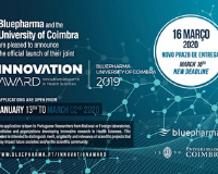 Bluepharma Innovation Award | Coimbra University