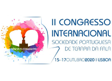 II International Congress of the Portuguese Society of Speech Therapy