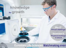 B2B EUROSTARS @ Knowledge for Growth 2020