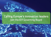 European Institute of Innovation and Technology (EIT)