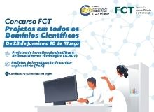 Projects in all scientific domains - FCT