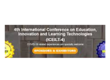 4th International Conference on Education, Innovation and Learning Technologies (ICEILT-4)