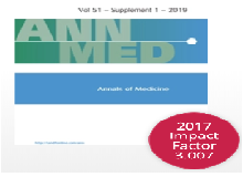 Annals of Medicine vol 51 - Supplement 1- 2019