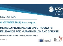 Metallo Proteins and Spectroscopy: Relevance for Human Health and Disease Workshop