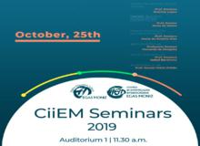 4th Regular Seminars of CiiEM